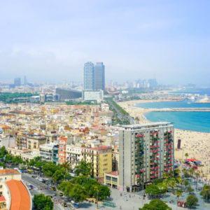 Spain Aerial View