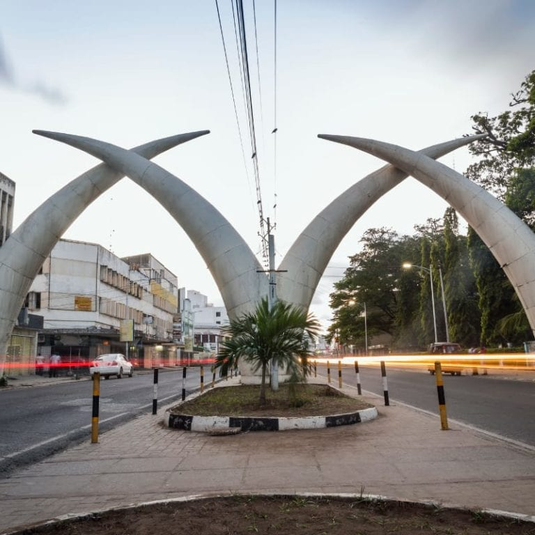 Mombasa City Center