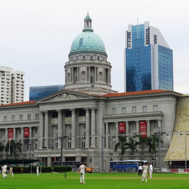 Singapore gallery museum