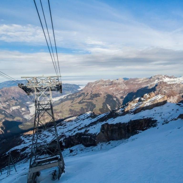 Switzerland's Mount Titlis